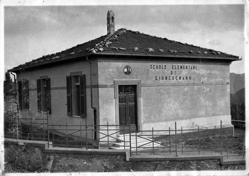 Scuola Giuncugnano anni 30
