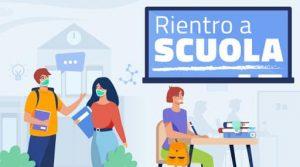 RIENTRO A SCUOLA 2021